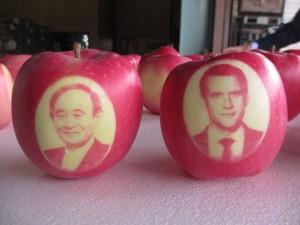 菅総理とマクロン大統領